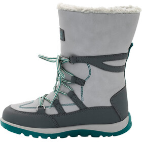 Jack Wolfskin Rhode Island Texapore High Winter Boots Girls alloy